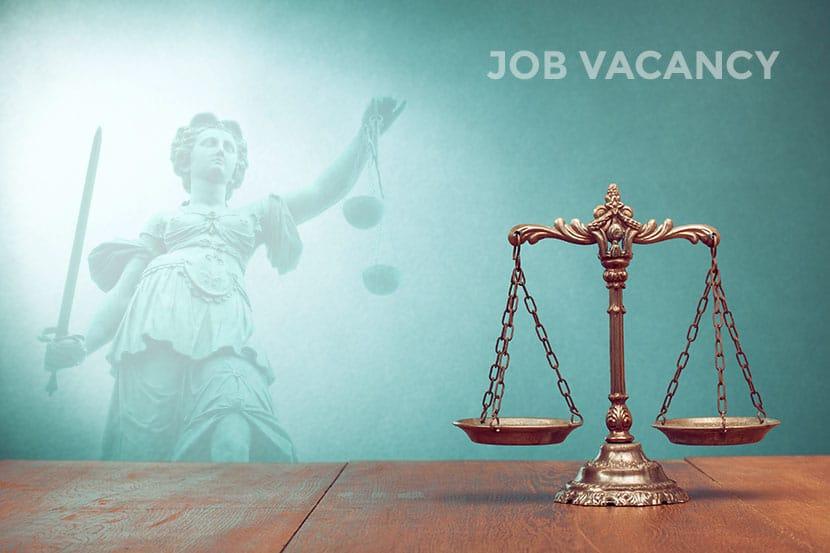 legal manager job vacancy