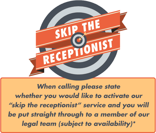 Skip The Receptionist