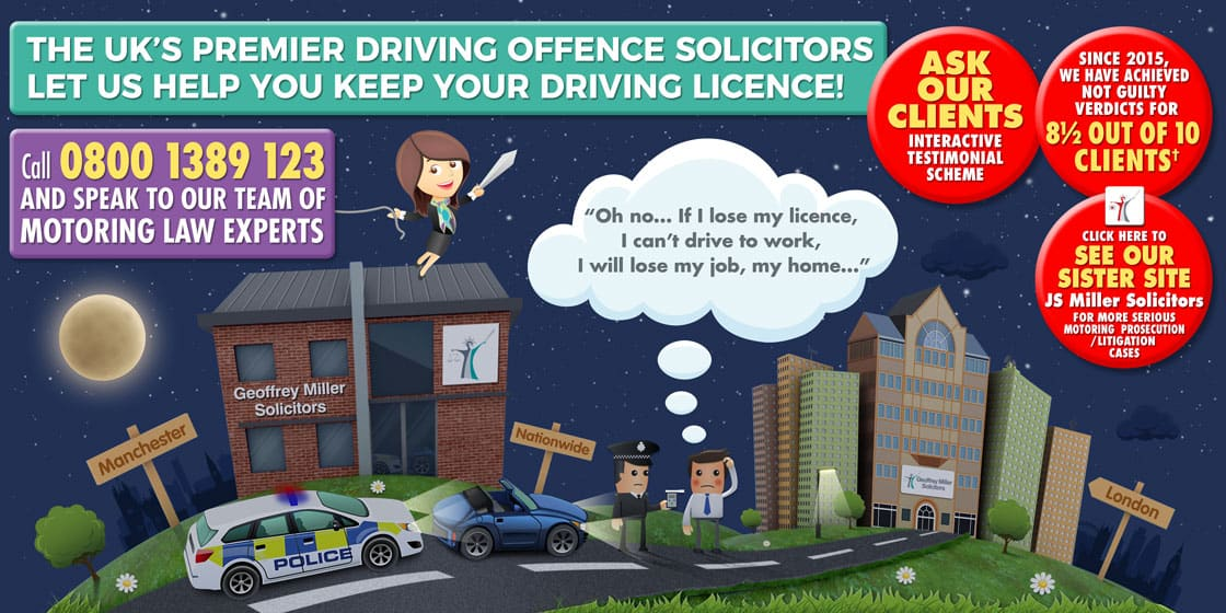 Driving Offence Solicitors